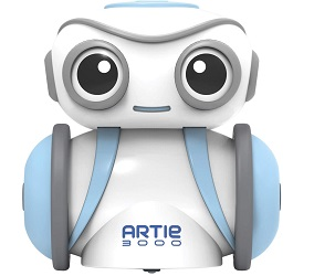 Artie 3000 The Coding Robot