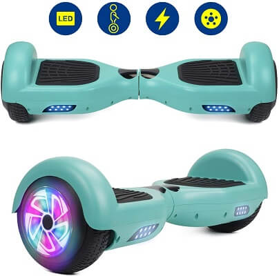 YHR Hoverboard - Best Hoverboard For Heavy Users