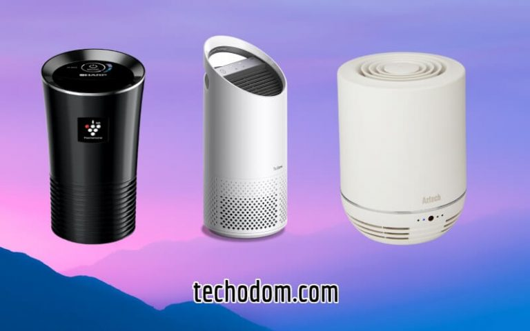 Best Air Purifiers For Smoke Under $100 featured image