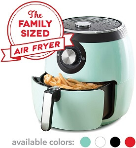 Dash Deluxe Electric Air Fryer 1
