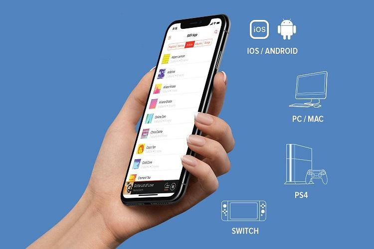 Mobile App of Creative SXFI Air Headphones Review