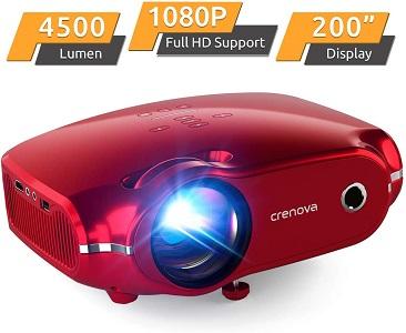 Crenova Mini Projector