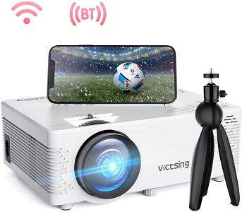 VicTsing Wifi Projector