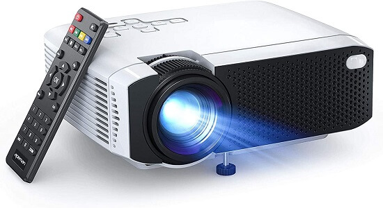 APEMAN Portable LCD Video Projector