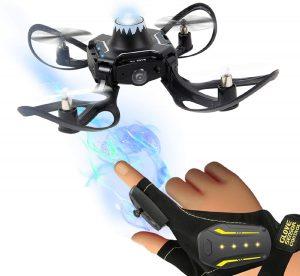 TongLi HJ835 Hand Sensor Foldable Quadcopter