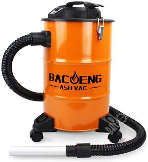 BACOENG 5.3-Gallon Ash Vacuum Cleaner