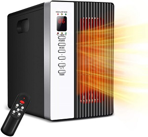 Infrared Heater Heaters Indoor portable electric with Remote Control