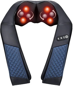 EAshuhe Neck and Shoulder Massager