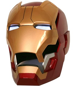Gmasking Electronic Open/Close MK42 Wearable Helmet