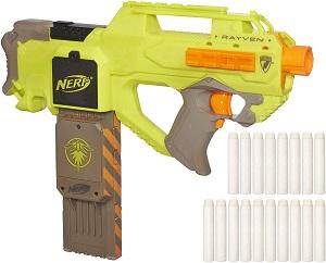 Nerf N-Strike Rayven CS-18 Blaster
